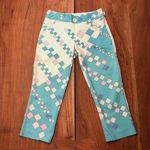 💯 Authentic EMILIO PUCCI Crop pants